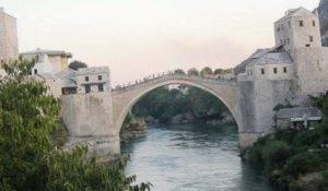 Il ponte di Mostar, Bosnia Erzegovina