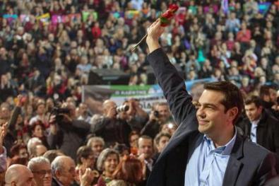 Alexis Tsipras (foto: Ansa)