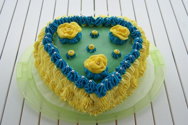 La torta di compleanno di Europeans