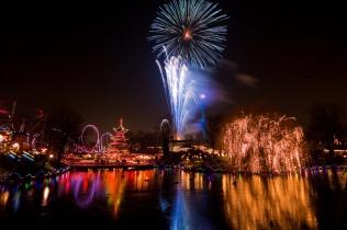Fuochi d'artificio su Copenhagen (foto: Wikipedia)